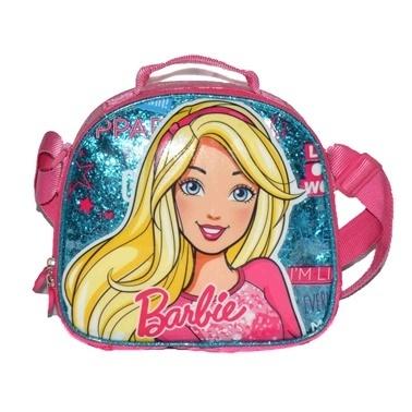 Barbie Beslenme Çantası Renkli